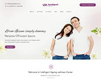 UI Design (Intelligent ageing)