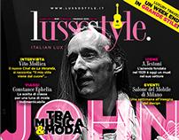 LussoStyle #25 - Maggio 2015