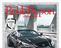Robb Report Singapore, September 2017