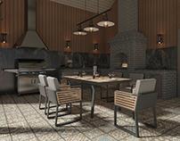 PRIVATE HOUSE architecture and design 150 м² 2021