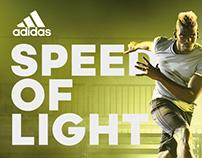 adidas - Speed Of Light