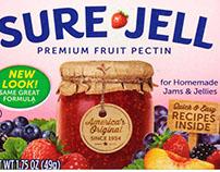 Studio Liddell for Sure Jell