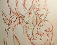 Fae Sketches
