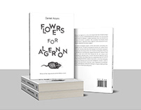 Daniel Keyes - Flowers for Algernon - Book redesign