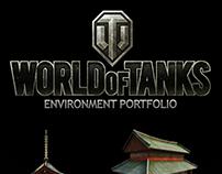 3D | Environment portfolio - Wargaming