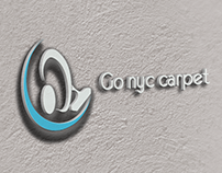 Logo for Go nyc carpet site