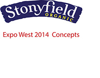 Stoneyfield Expo West 2014 Concepts