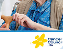 Cancer Council NSW Flyers