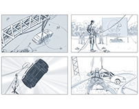 conceptual storyboards
