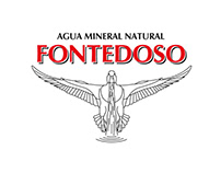 Fontedoso Mineral Water: Branding & Packaging