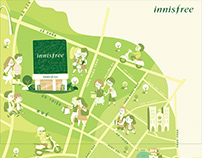Innisfree Hanoi - Grand Opening