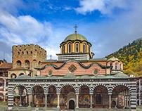World Heritage Sites in Bulgaria & Camera Spot Photo Ga