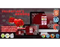 Construct Game: Valentine's Memory