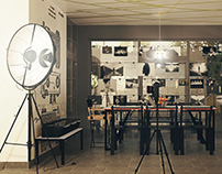 VOGUE SPOT / photo studio