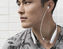 Philips - Neckband Headphone, Flite