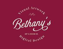 Bethany's Art & Design Co. Branding