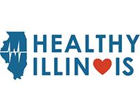 Healthy Illinois Campaign Website