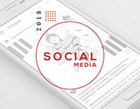 Pepinos Pizza, Social Media, Braco Estudio