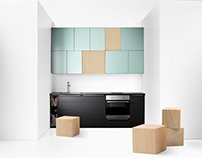 IKEA Metod. Kitchens created for your space