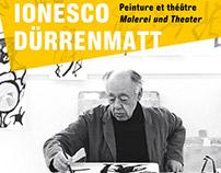 Ionesco-Dürrenmatt. Peinture et théâtre