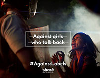 Shaze: #JoinTheLabellion Film Campaign 2015