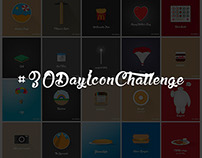 30 Day Icon Challenge