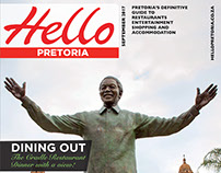 Hello Pretoria Magazine September Issue