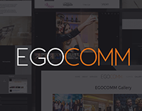 EGOCOMM Website