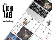Het Lichtlab Webshop