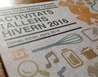 Activitats Matas i Ramis Hivern 2016