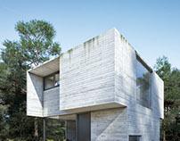 H3 House - Luciano Kruk