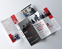 Bespoke Corporate Tri-Fold Brochure