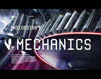 N3 Mechanics Reel #1 2019
