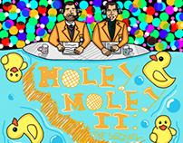 Holey Moley II - The Sequel Poster (#45)