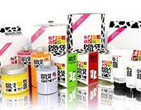 Dolce Milk - разработка дизайна