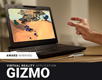 Gizmo | Award-winning VR application