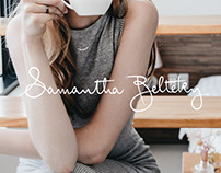 Samantha Belteky Branding