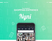 NYNI shopping app