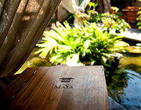Villa Maya - A Fine Dine Restaurant.