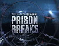 History 'America's Greatest Prison Breaks' open
