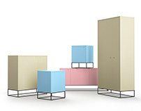 Product Visualisation: Cupboards