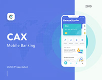 CAX - Mobile Banking