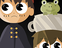 Over the Garden Wall Fanart