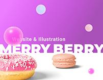 Merry Berry Website