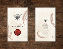 Spice Packaging