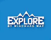 Logo: Explore by Windward Way