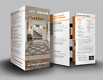 Daltile & Marazzi Store Walkthrough Brochure