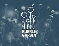 Bubble Garden identidad