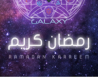 Social Media Design For Galaxy Project