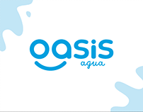 Motion Graphics - Oasis